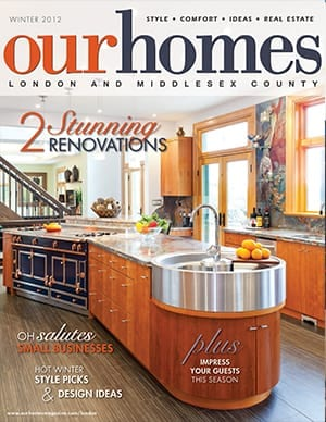 Our Homes – Winter 2012