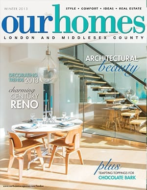 Our Homes – Winter 2013