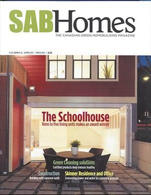 SAB Homes – 2011