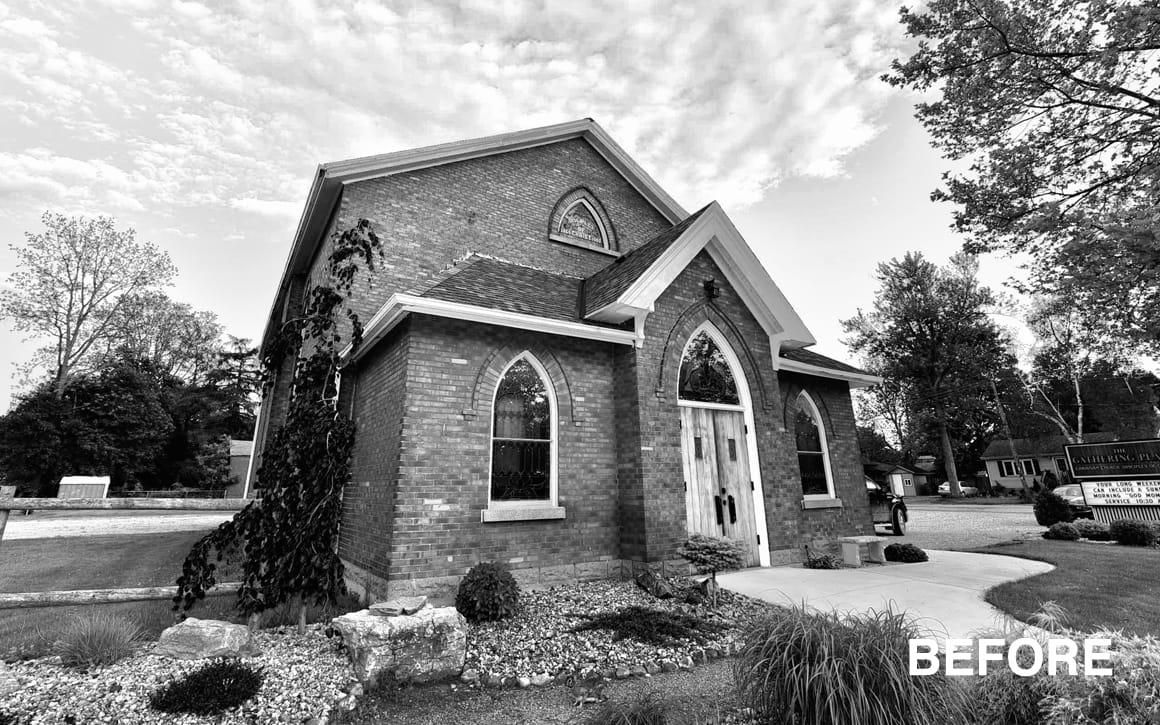 Gathering Place Church Renovation