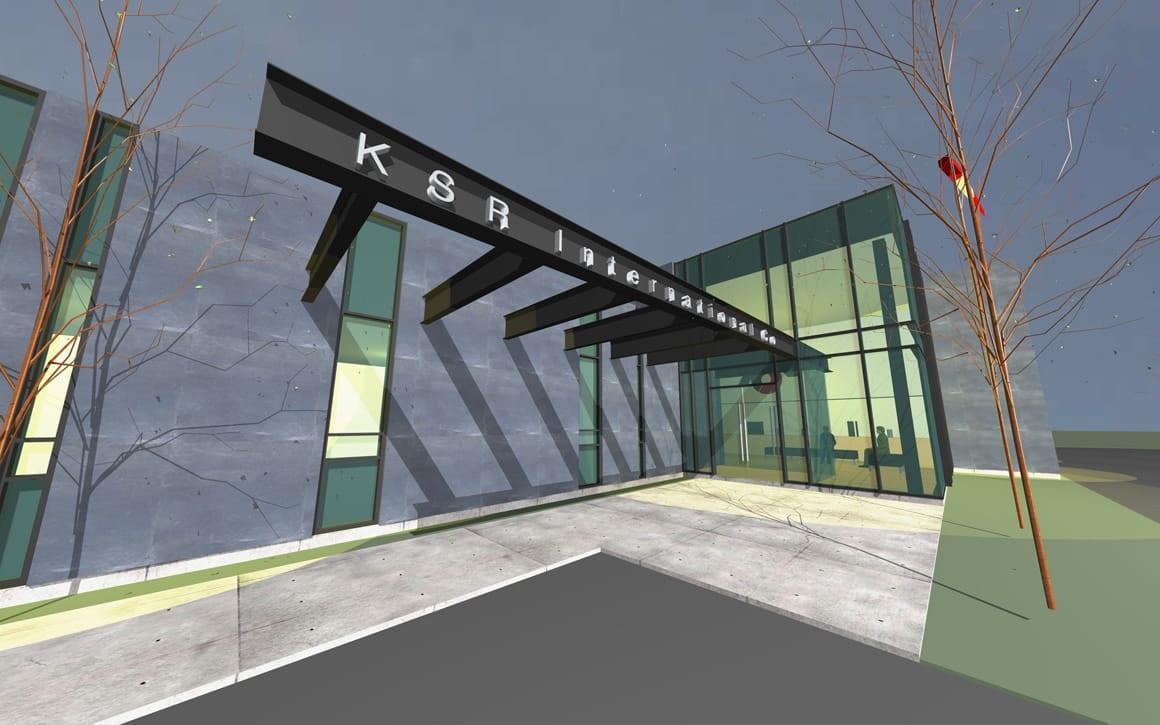 KSR Corporate Headquarters