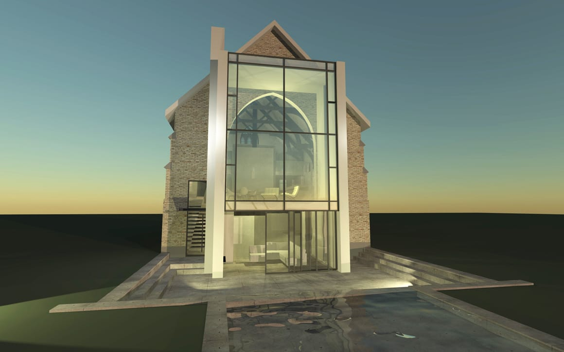 Birr Church House Renovation