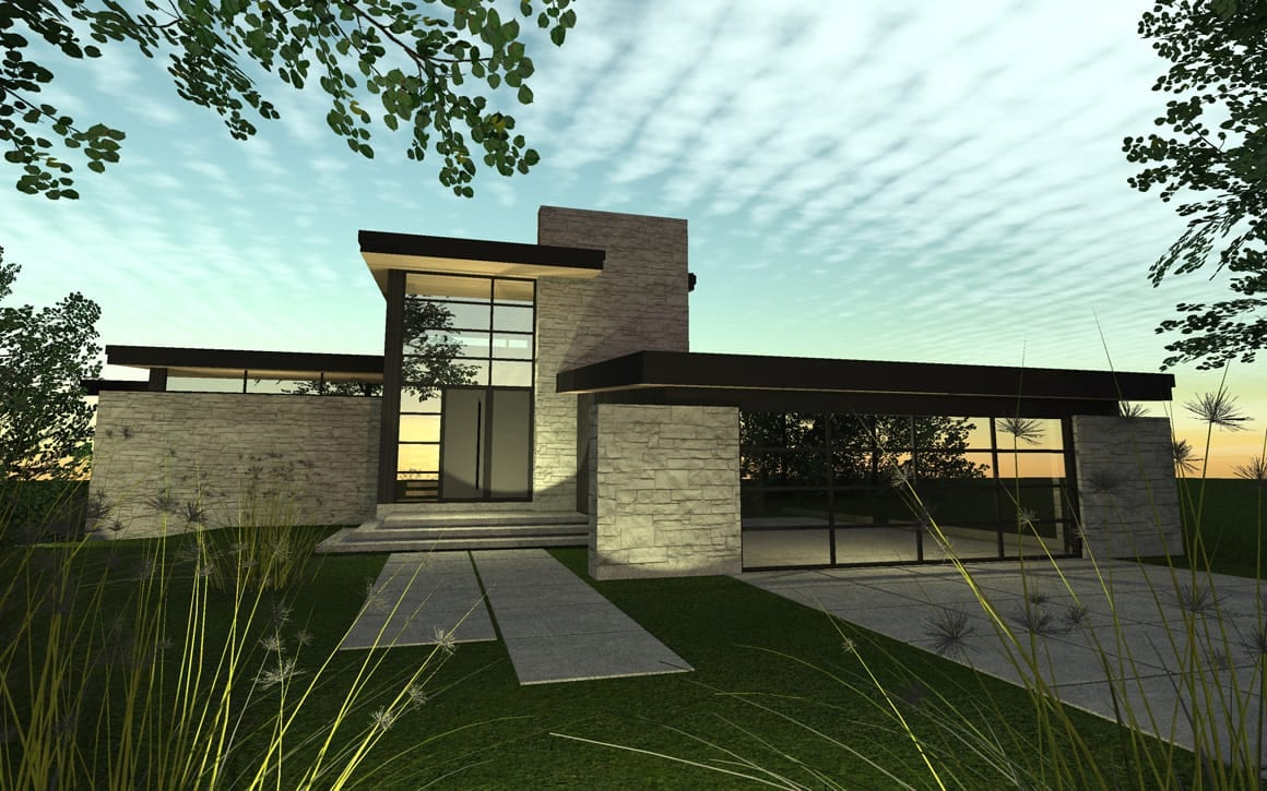 Tamarack House