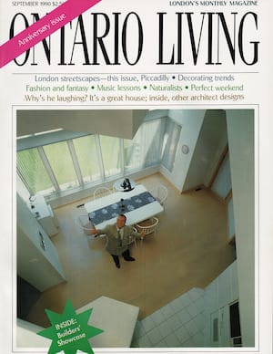Ontario Living – September 1990